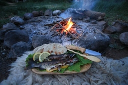 Traditional Cooking Workshop at True Nature Farm - Sustainable Living & Wilderness School, Boulder, Utah