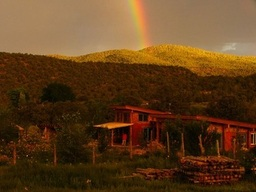 Farm Stay and Camping at at True Nature Farm - Sustainable Living & Wilderness School, Boulder, Utah