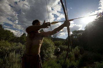 Hunter-Gatherer Skills - Wilderness Pathfinder Course, True Nature Wilderness School